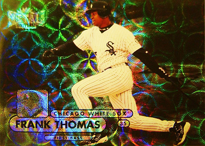 Top 20 Frank Thomas Cards 23