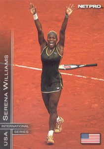 Serena Williams Cards and Autographed Memorabilia Guide 4