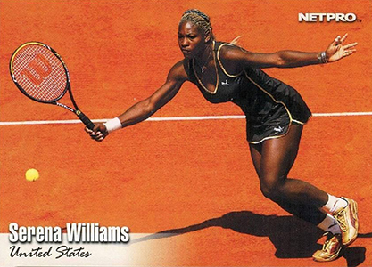 2003 NetPro Serena Williams 1