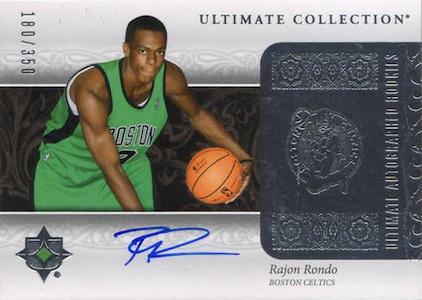 Rajon Rondo Cards and Memorabilia Guide 2