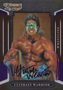 Ultimate Warrior Cards and Memorabilia Guide 10