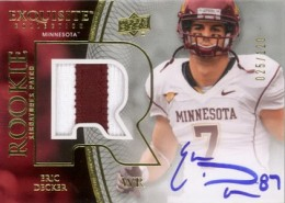 Eric Decker Rookie Card Guide 3