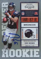 Eric Decker Rookie Card Guide