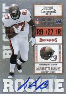 LeGarrette Blount Rookie Cards Checklist and Guide 2