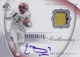 Eric Decker Rookie Card Guide 4