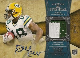 2011 Topps Five Star Randall Cobb RC