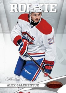 2012-13 Panini Certified Rookie Redemption Alex Galchenyuk