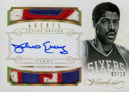 The Doctor Is In! Top 10 Julius Erving Cards 8