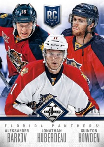 2012-13 Panini Limited Rookie Redemption Florida Panthers