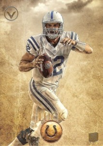 Top 10 Andrew Luck Rookie Cards 4