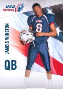 2012 USA Football Jameis Winston