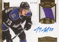 2013 14 Panini Dominion Hockey Autographed Patches Image