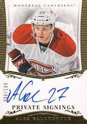 2013-14 Panini Dominion Hockey Cards 42