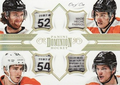2013-14 Panini Dominion Hockey Cards 43