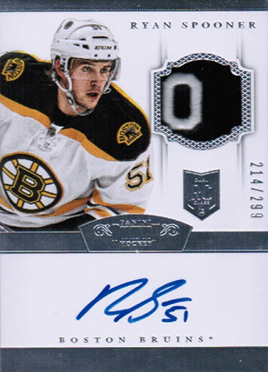 2013-14 Panini Dominion Hockey Rookie Patch Autograph ...