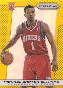 50 Hottest 2013-14 Panini Prizm Basketball Cards 1