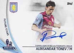 2013-14 Topps Premier Gold Soccer Autographs Guide 1