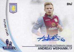 2013-14 Topps Premier Gold Soccer Autographs Guide 5