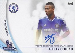 2013-14 Topps Premier Gold Soccer Autographs Guide 17