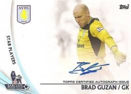 2013-14 Topps Premier Gold Soccer Autographs Guide 18