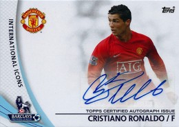 2013-14 Topps Premier Gold Soccer Autographs Guide 9
