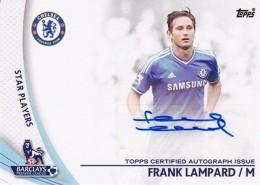2013-14 Topps Premier Gold Soccer Autographs Guide 19