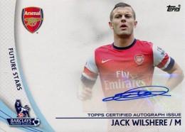 2013-14 Topps Premier Gold Soccer Autographs Guide 7