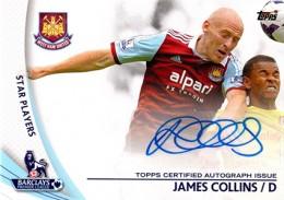 2013-14 Topps Premier Gold Soccer Autographs Guide 20