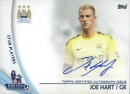 2013-14 Topps Premier Gold Soccer Autographs Guide 29