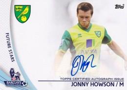 2013-14 Topps Premier Gold Soccer Autographs Guide 21