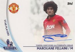 2013-14 Topps Premier Gold Soccer Autographs Guide 22