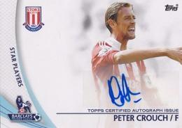 2013-14 Topps Premier Gold Soccer Autographs Guide 31