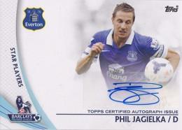 2013-14 Topps Premier Gold Soccer Autographs Guide 23