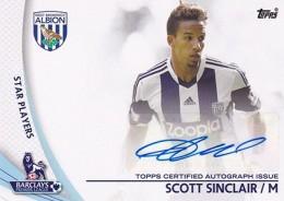 2013-14 Topps Premier Gold Soccer Autographs Guide 33