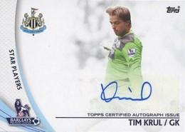 2013-14 Topps Premier Gold Soccer Autographs Guide 25