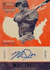 2013 Panini America's Pastime Baseball Cards 30