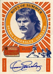 2013 Panini America's Pastime Baseball Cards 33