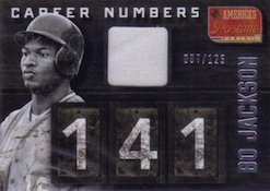 2013 Panini America's Pastime Baseball Cards 34