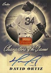 2013 Panini America's Pastime Baseball Cards 36