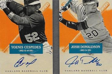 2013 Panini America's Pastime Baseball Cards 43