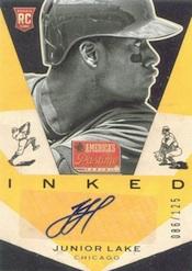 2013 Panini America's Pastime Baseball Cards 45