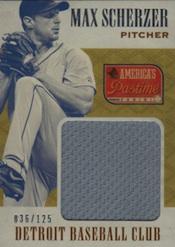 2013 Panini America's Pastime Baseball Cards 47