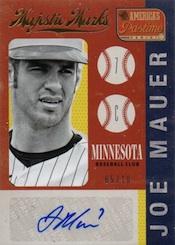 2013 Panini America's Pastime Baseball Cards 48