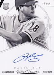 2013 Panini America's Pastime Baseball Cards 27