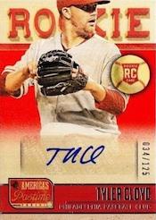 2013 Panini America's Pastime Baseball Cards 25