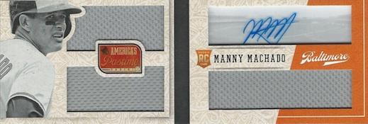 2013 Panini America's Pastime Baseball Cards 26