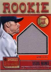 2013 Panini America's Pastime Baseball Cards 24