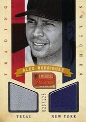 2013 Panini America's Pastime Baseball Cards 55