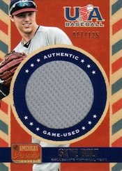 2013 Panini America's Pastime Baseball Cards 56