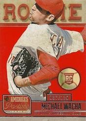 2013 Panini America's Pastime Baseball Cards 23